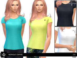 2ae1483ffc Workout Empire - Core - Tee