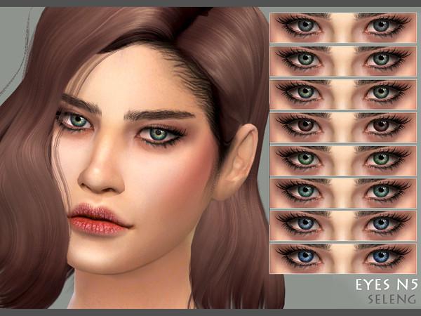 Eyes N5 by Seleng