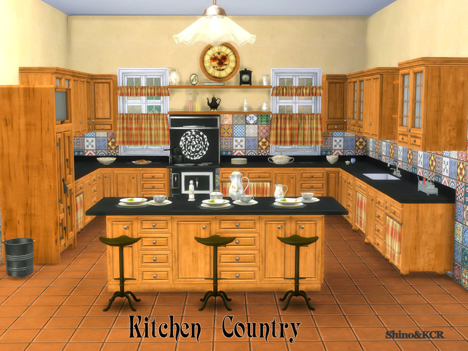 Shinokcr S Kitchen Country