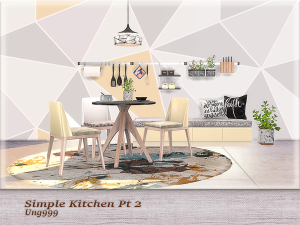 Simple Kitchen Pt.2 by ung999