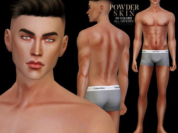 PS Powder Skin by Pralinesims