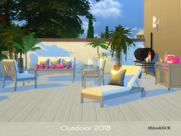 Outdoor 2018 by ShinoKCR