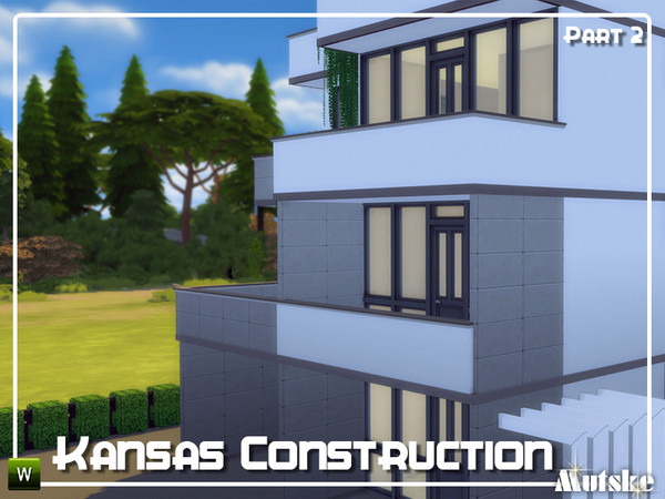 Kansas Constructionset Part 2 by mutske