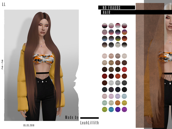 LeahLillith No Frauds Hair by Leah Lillith