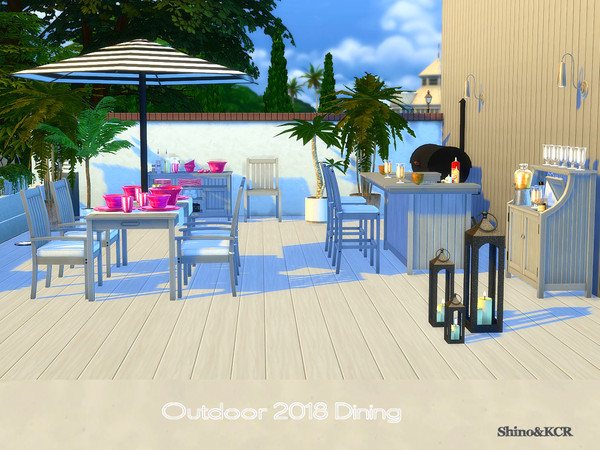 Dining Outdoor 2018 by ShinoKCR