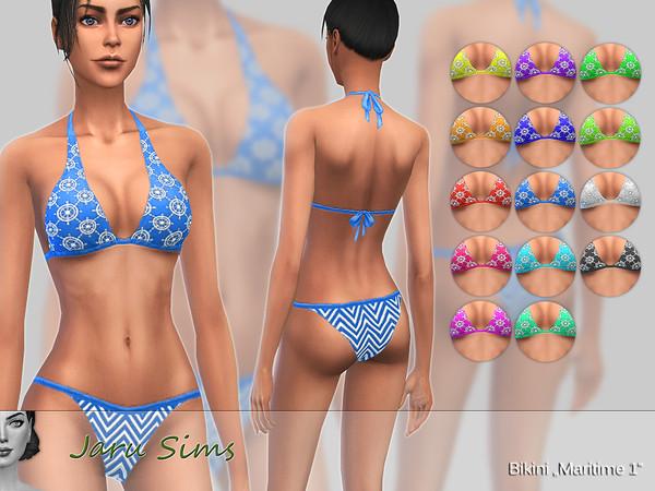 Bikini Maritime1 by Jaru Sims