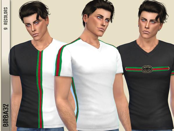 G-style T-shirt by Birba32