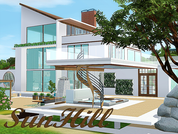 SunHill by Sims House