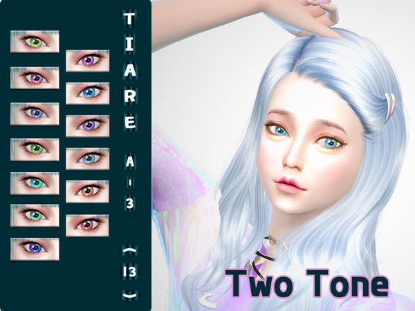 twinkled EYES_A3 by TIAREHOME