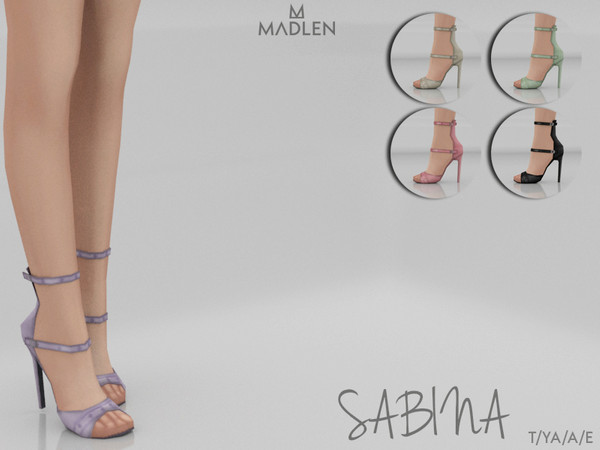 Madlen Sabina Shoes by MJ95