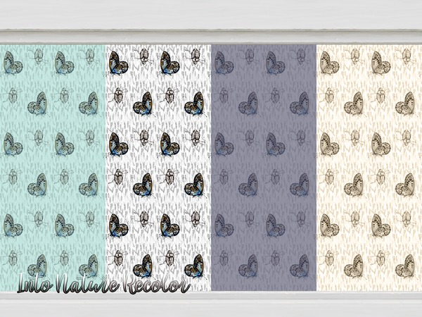 Into Nature Wallpaper Recolor by Beatrice_e