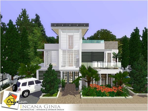 Incana Ginia by Onyxium