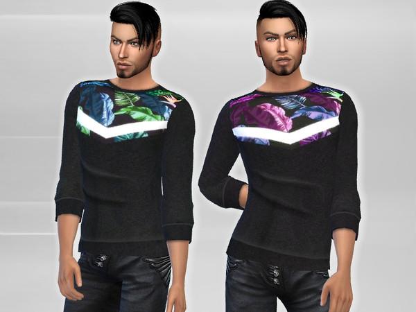 Trendy Sweatshirt by Puresim