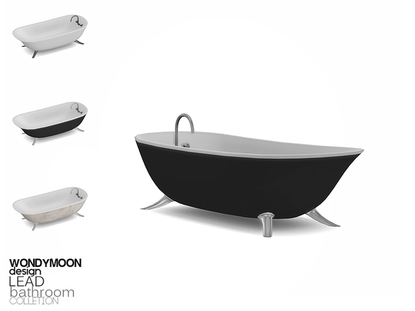 Exceptional The Sims 4: Lead Bathtub