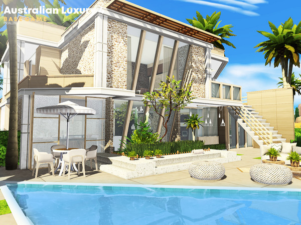Australian Luxury 4 by Pralinesims