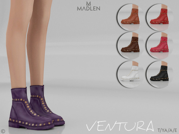 Madlen Ventura Boots by MJ95