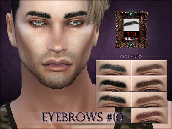 Eyebrows 10 by RemusSirion