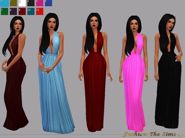 Selene Dress recolor by LYLLYAN