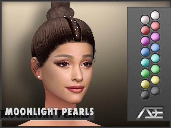 Ade - Moonlight Pearls (Acc) by Ade_Darma