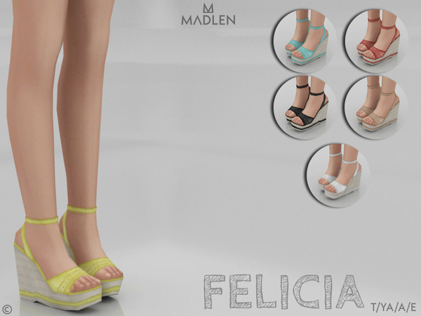 Madlen Felicia Shoes by MJ95