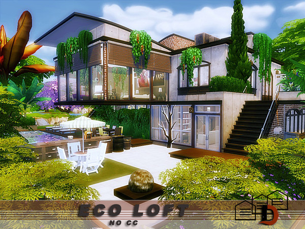 Eco Loft by Danuta720
