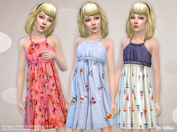 Designer Dresses Collection P106 by lillka
