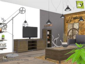 Everett Living Room TV Units