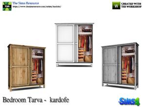 Kardofe Bedroom Tarva Dresser 2