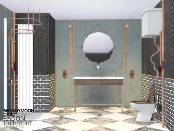 Radon Bathroom by Wondymoon