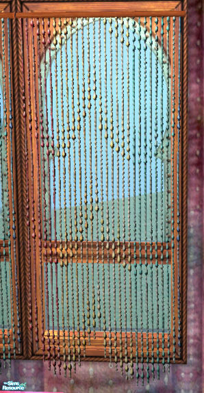 simaddict99\'s Indian Inspired III - Beaded Curtain