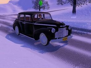 Chevrolet Sedan 1940