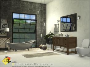 Sims 4 Bathroom Sets