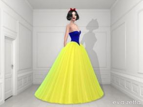 Eva Zetta's Sims 4 Clothing sets