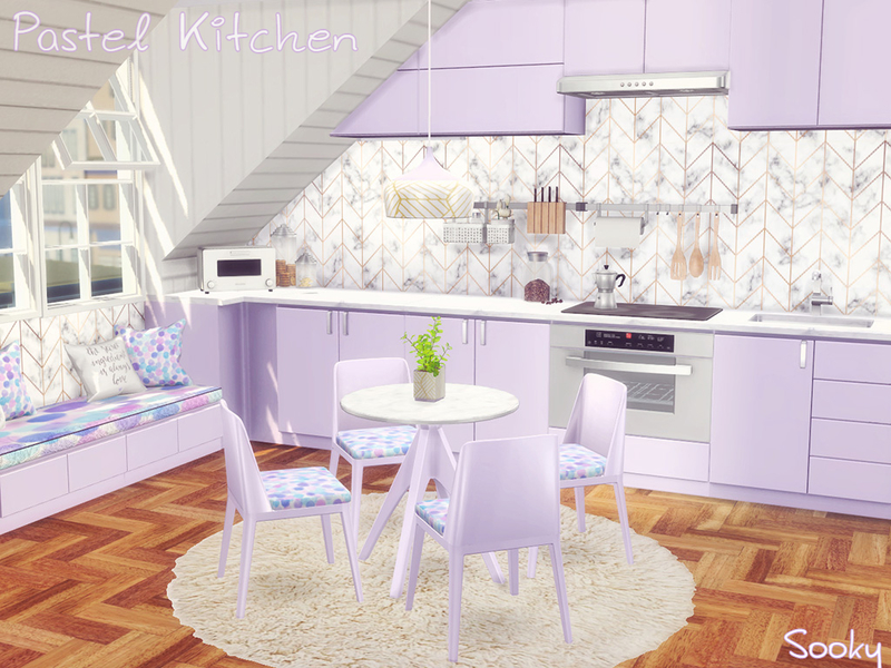 Sooky S Pastel Kitchen Mesh Needed