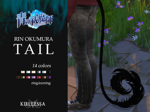 sims 4 wolf tail download