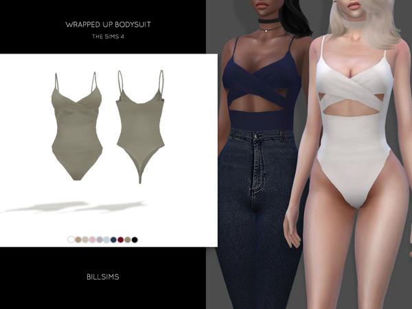 Модное боди от Bill Sims