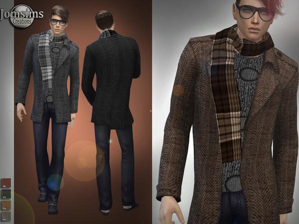 мужская одежда симс 4