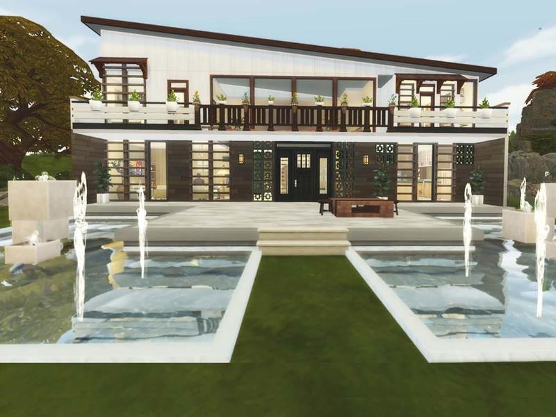 hoanglap's Modern Japanese House