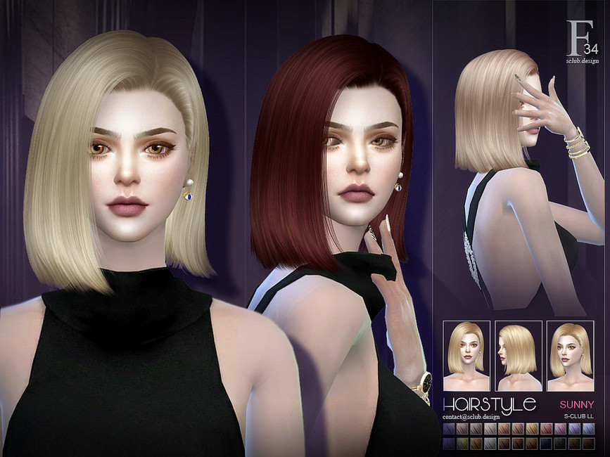 S-Club WMLL ts4 HS3.0 skin All age