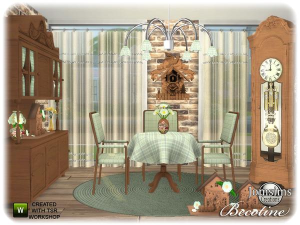 мебель для симс 4