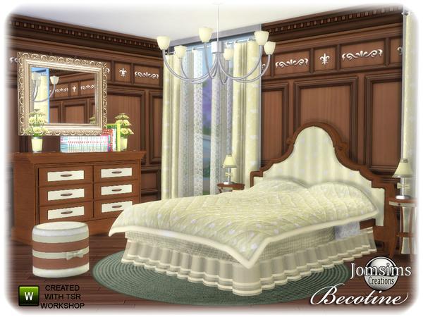 мебель симс 4