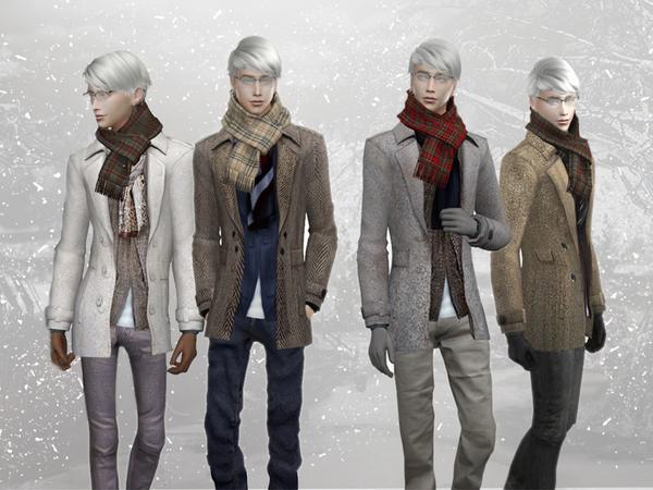 Мужская верхняя одежда W-600h-450-2950704