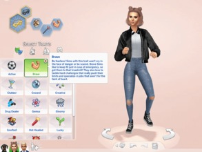 Sims 4 Downloads - 'trait'