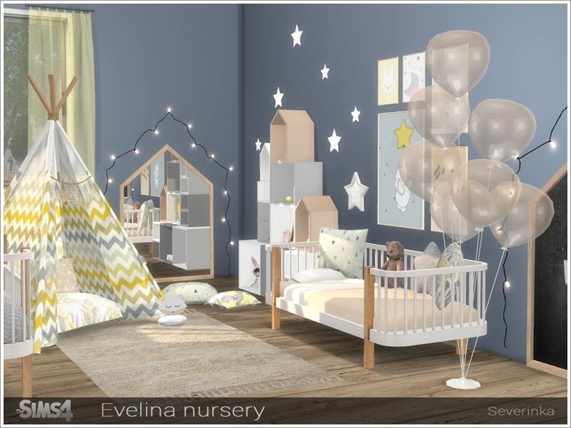 Severinka S Evelina Nursery