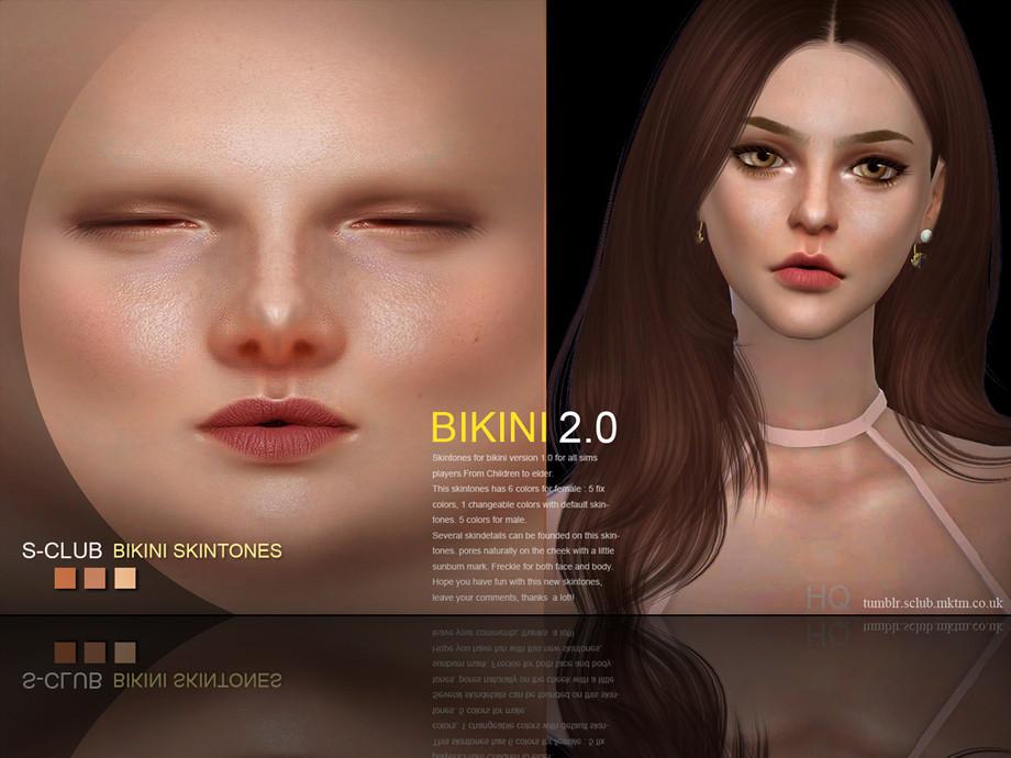 The Sims 4 - Alpha CC Finds — shimydim: [TS4] - S-CLUB N51