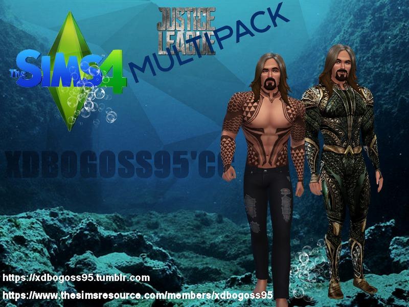 1059e1f10c1d3 xdbogoss95's Justice League Aquaman tattoo