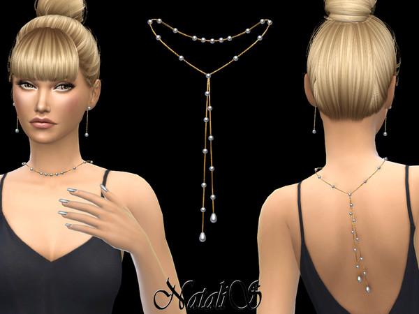 Длинное ожерелье от NataliS