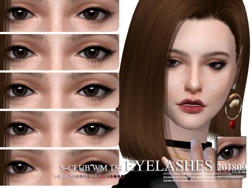 a85e296255b S-Club WM ts4 eyelashes 201809