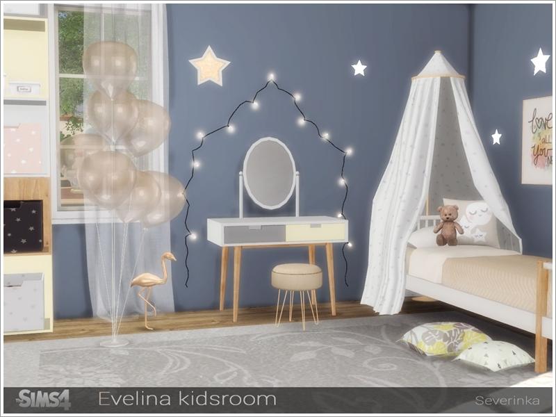 Attirant Evelina Kidsroom