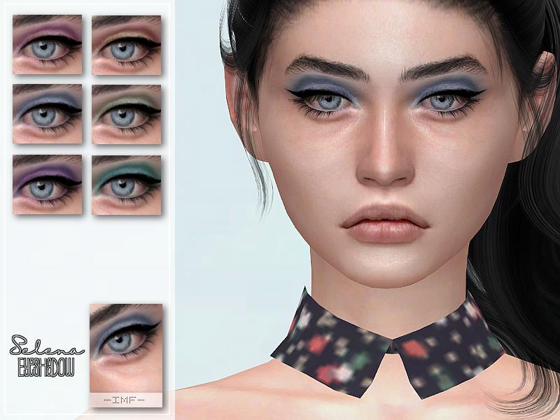Izziemcfires Imf Selena Eyeshadow N47